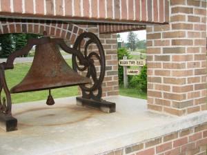 Original 1870's Steel Amalgam Bell