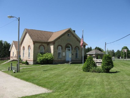 Mason Township Hall, Cass County, MI