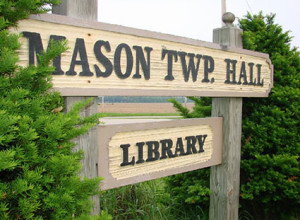 Mason-Union Branch Library, Mason Township, Cass County, MI