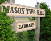 Mason Township & Library, Cass County, MI