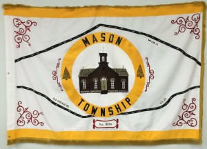 Mason Township Flag, Cass County, MI
