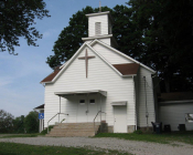 Historic Church, Mason Township, Cass County, MI
